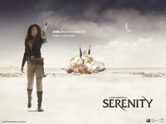 Serenity - Zoe
