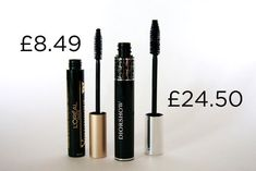 L'Oréal Voluminous Mascara vs Dior Diorshow Mascara | 14 Insanely Affordable High Street Dupes For High-End Makeup