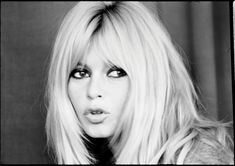 no one does big hair like bardot.