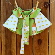 How to Sew a Capelet, with Pattern! | Prudent Baby