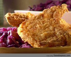 Fried Pork Chops Recipe