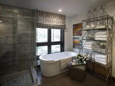 - Master Bathroom Pictures From HGTV Dream Home 2014 on HGTV