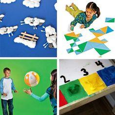 Math Made Fun: A list of Games, Activities & Crafts for Kids
