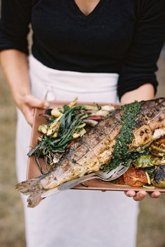 baked fish, grill, cook fish, food styling, eat