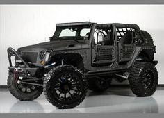 2013 Jeep Wrangler Unlimited Full Metal Jacket