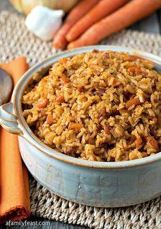 Nourishing Rice (or