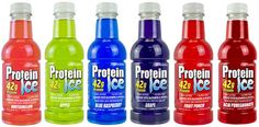 ANSI Protein Ice Protein Water is great for that post-op clear liquid diet. http://www.nutrientscience.com/ProteinIce.html
