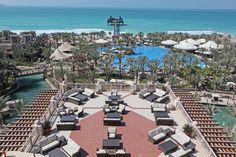 Madinat Jumeirah Resort - Al Qasr Hotel, Dubai - Club Executive Terrace