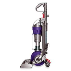 a girl can dream..........Dyson DC24 Animal Ball Bagless Upright Vacuum