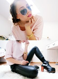 glasses,watch,&shoes