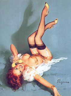 Pin Up Vintage Imgenes De Archivo, Vectores, Pin Up