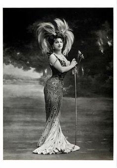Arlette Dorgere Actress in 1904