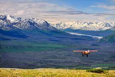 Flying Safari with Ultima Thule Lodge - Alaska
