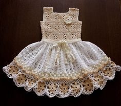 Baby Dress. $99.00, via Etsy.
