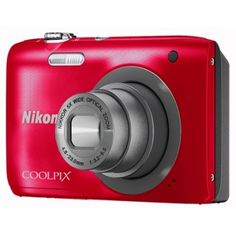 #Nikon #Coolpix #S2600 - #Red #AED:389 #dubai #abudhabi #uae #dealpuss
