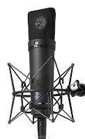 Neumann U87 Microphone: Studio Classic