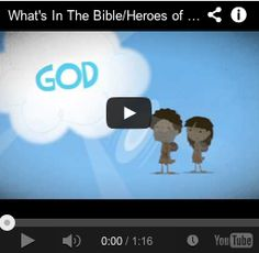 New Family Devotional Plans from YouVersion and What's In The Bible - great addition to your Bible Curriculum!