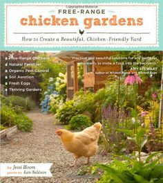 How to Create a Beautiful, Chicken-Friendly Yard