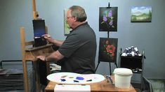 Paint-Along: How to Paint a Night Scene in Oils, Part 1