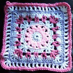 Multi Stitch Granny