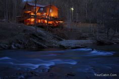River Adventure Lodge 6 Bedroom Cabin in Sevier County - Timber Tops Luxury Cabin Rentals