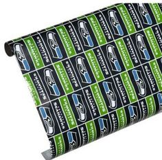 Seahawks Wrapping Paper - Queen Bee Coupons & Savings