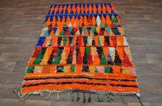 orang tribal, color variat, nomad carpet