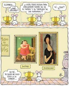 Adelgazar... Humor de Gaturro