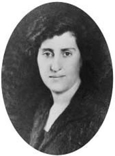 """Charlotte """"Eppy"""" Epstein was known as """"Mother of Women's Swimming in America"""" after she founded the Women's Swimming Association and coached the Women's Olympic Swimming Team in the 1920s."""