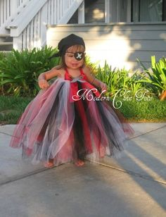 possible halloween costume for the girl =)