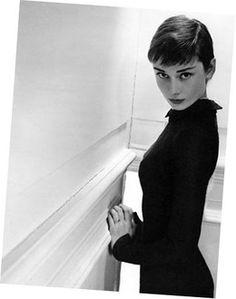 Promo still: Audrey Hepburn in Funny Face.