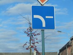 Go left on what street?