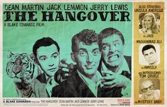 Movies reimagined for another time & place - The Hangover