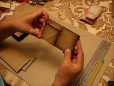 TP Roll Mini Album and Tin Mailbox - YouTube