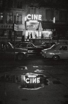 Paris 1960s, Photo: Johan van der Keuken