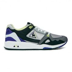 Le Coq Sportif Lcs R 1000 1411222 Sneakers — Running Shoes at CrookedTongues.com