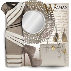 Mirror Mirror on the Wall, created by sheryl-lee on Polyvore