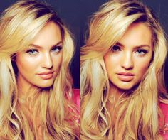 natural makeup, victoria secrets, hair colors, girl crushes, candice swanepoel