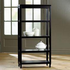 Morgan 4-Shelf Tower   Ballard Designs