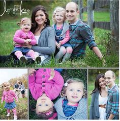 Family Photo Session Ideas