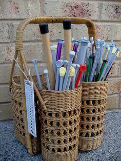 5 Creative Ways to Store Your Knitting Needles | SocialCafe Magazine