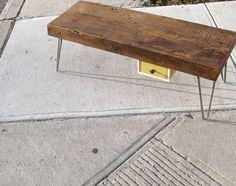 Recycled Furniture / Koff Designs