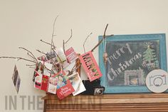 How To: Displaying Christmas Cards