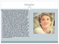One Direction Imagines Request