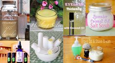 Our Top 25 Homemade Holiday Gifts Ideas with Essential Oils - One Good Thing By Jillee