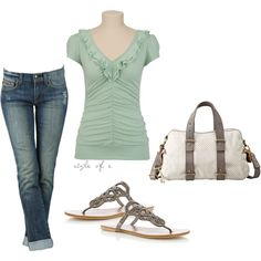 Mint Green, created by styleofe
