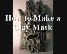Video on how to make a clay mask