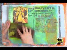 journal pages, art journals, journal workshop