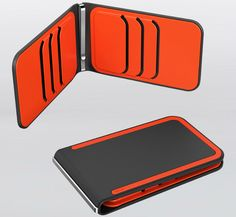 The Dosh Street wallet is a streamlined 6 card bi-fold wallet that holds true to the go anywhere lifestyle dosh has been built on.