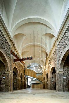 Church of Sant Francesc, David Closes Architect-